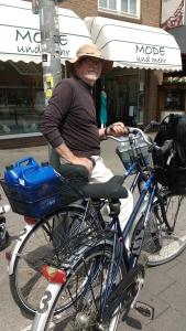 Oil tanker bicycles